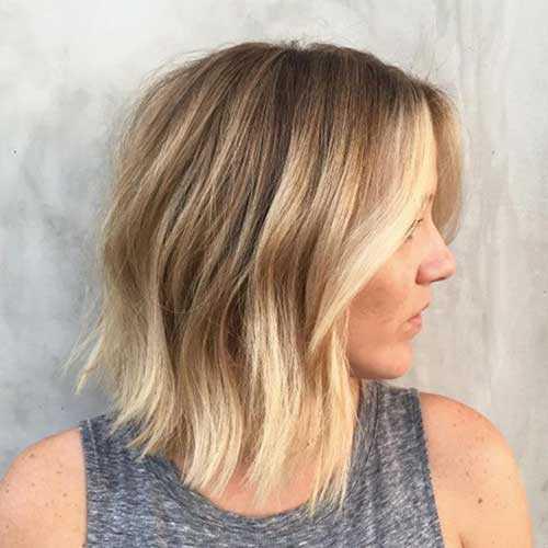 peinados cortos para pelo de las muchachas