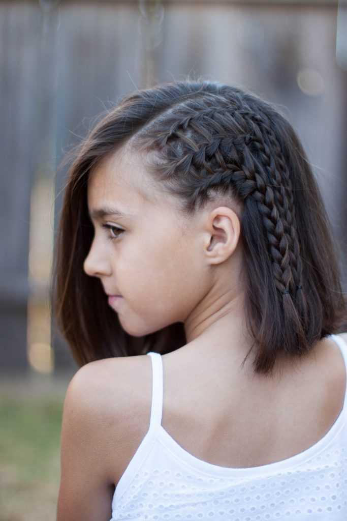 Las trenzas de pelo corto | CGH estilo de vida