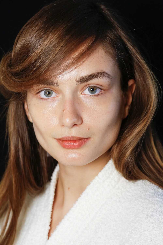 peinados de Isabel Marant FW 2016
