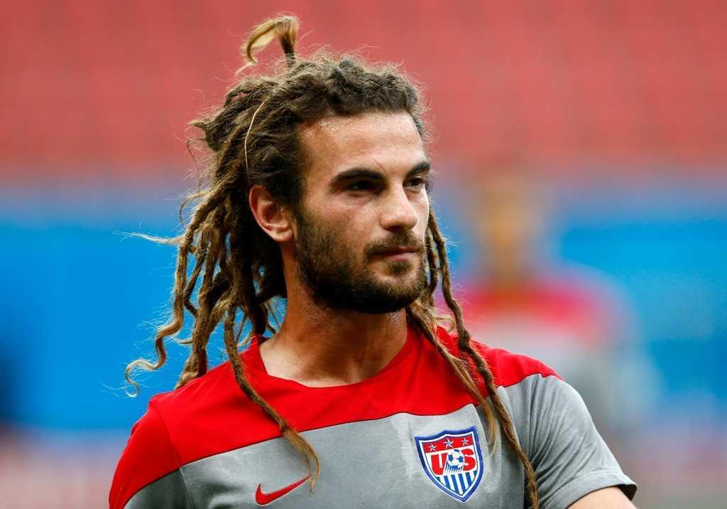 Kyle Beckerman teme peinados