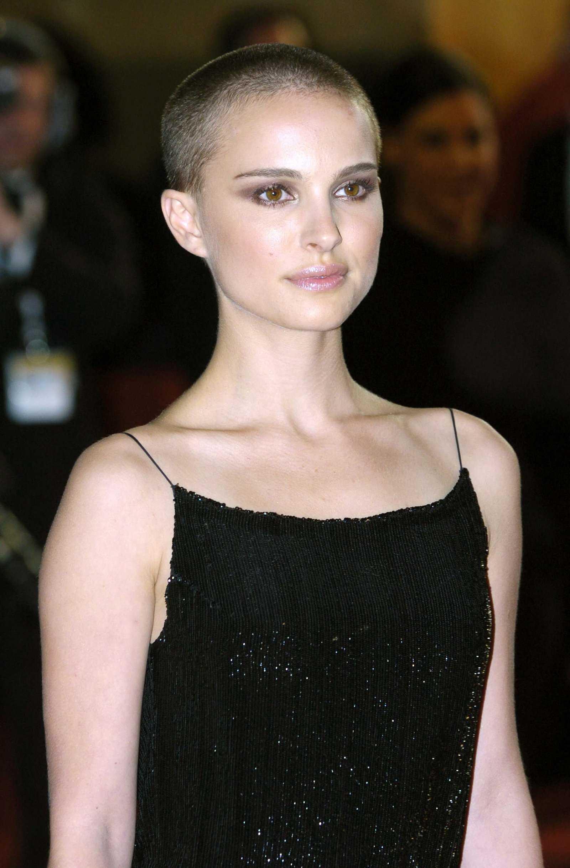 Natalie Portman peinados Cepillo