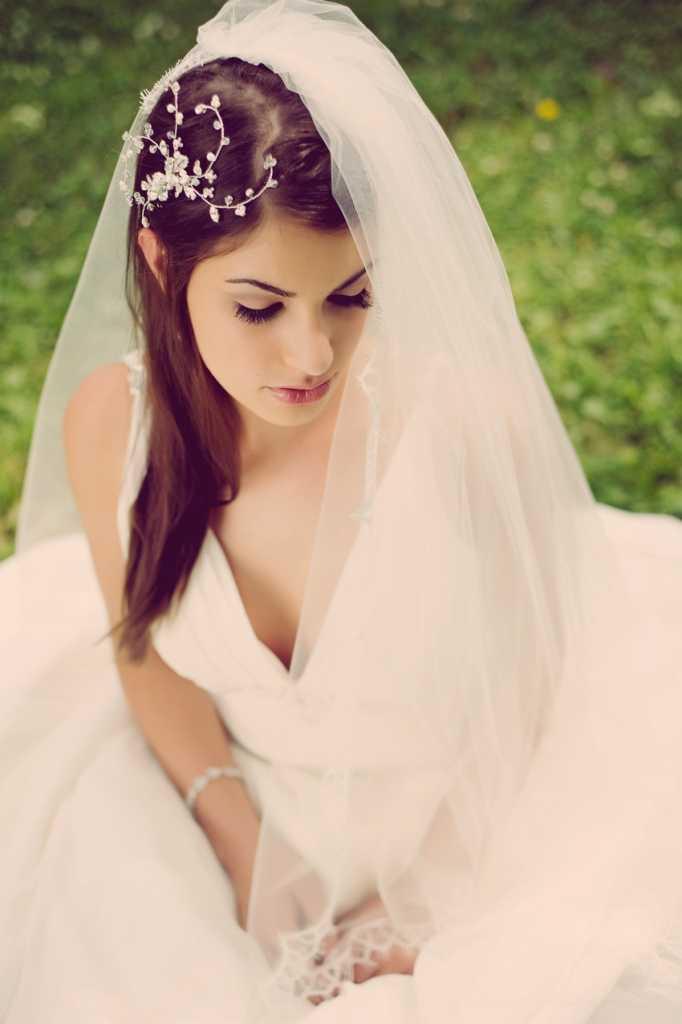 peinados retro de la boda