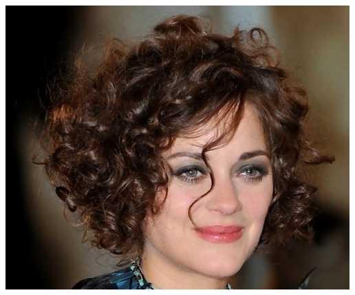 Cortes de pelo corto y rizado mujeres 2013 Cortes de pelo corto y rizado Estilos