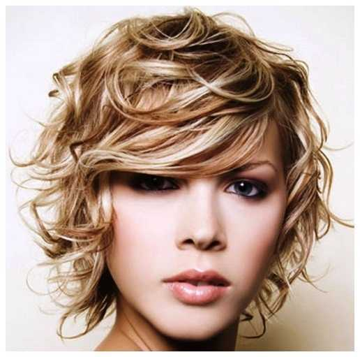 Short-Curly-Haircuts-For-Girls