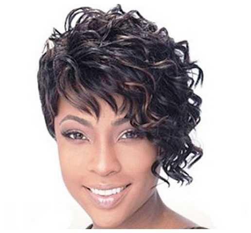 corto y rizado peinados 2014 corto y rizado peinados para las mujeres