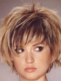 nuevos estilos de pelo corto 2014