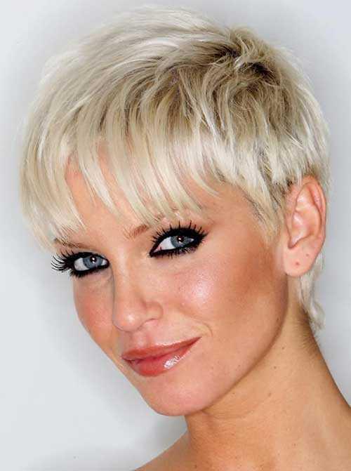 cortes de pelo corto mujeres mayores de 40