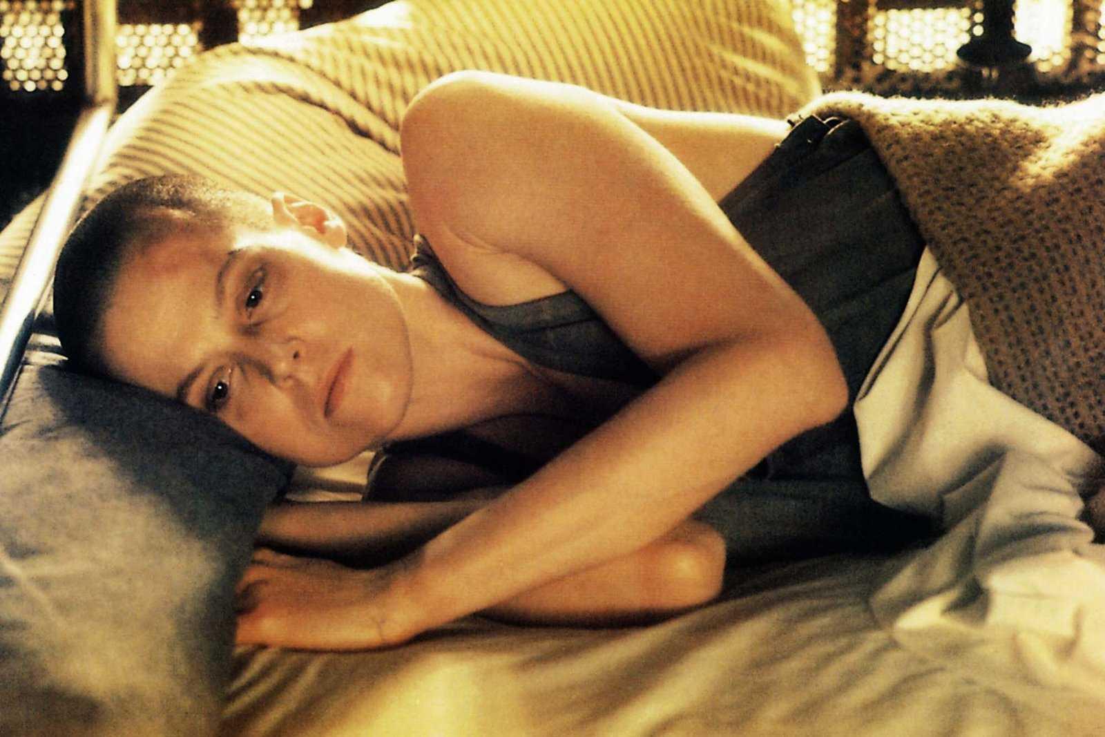 Sigourney Weaver peinados Cepillo