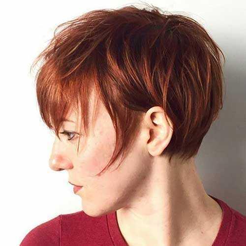 Los cortes de pelo de moda cortos
