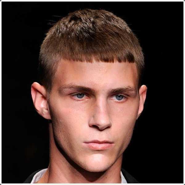 César corte de pelo - un corte de pelo debe probar para el pelo corto