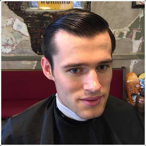Si usted va a la oficina, a continuación, un peinado de la liga de la hiedra se adapte mejor an usted