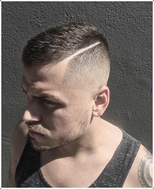 Alto y apretado - un peinado que tienes que probar