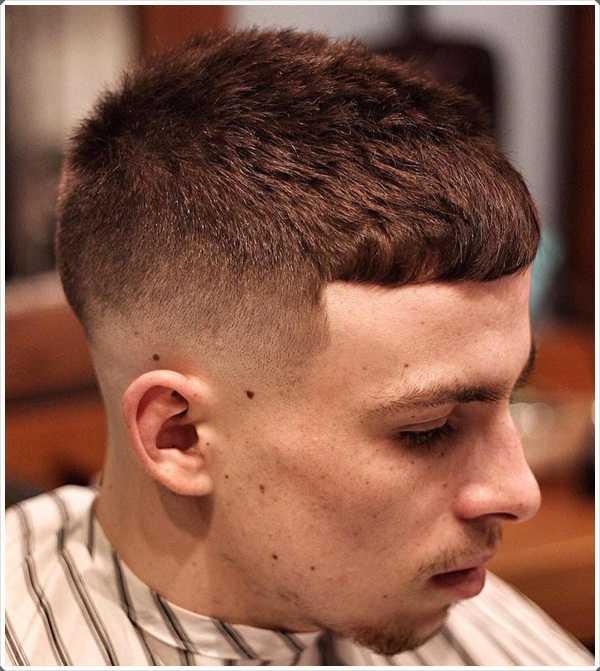 corte de pelo súper corto sólo podría adaptarse bien