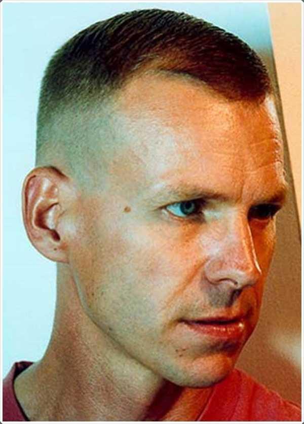 corte de pelo militar es otro peinado de pelo corto clásico
