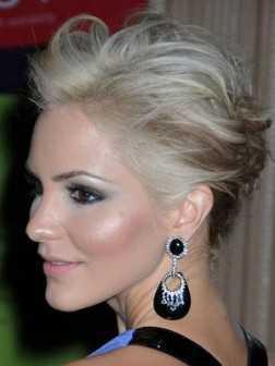 Corto peinados para las mujeres