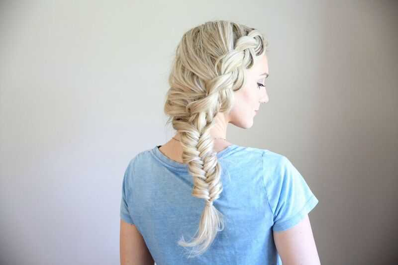 Combo Side Braid | Linda chicas peinados