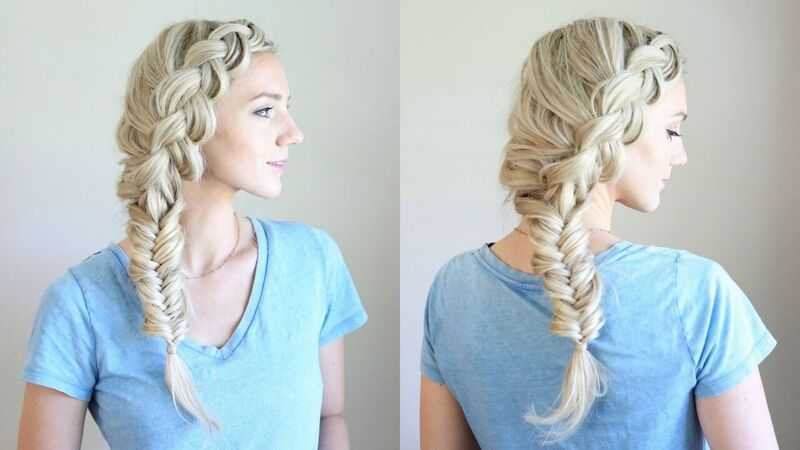 Combo Side Braid | lindas chicas peinados