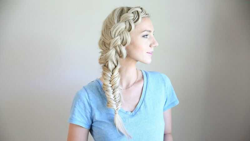 Combo Side Braid |