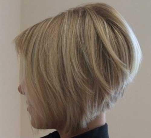 cortes de pelo corto para Fine pelo recto-6