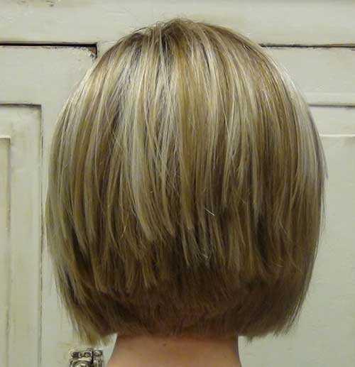 cortes de pelo corto para Fina recta del pelo-7