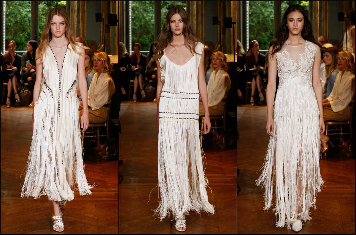 moda Alberta Ferretti peinados 2017
