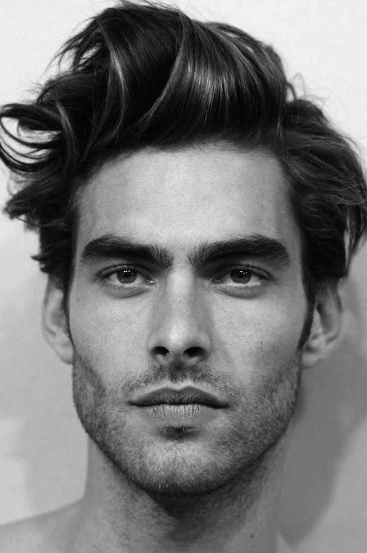 Messy Hombres peinado