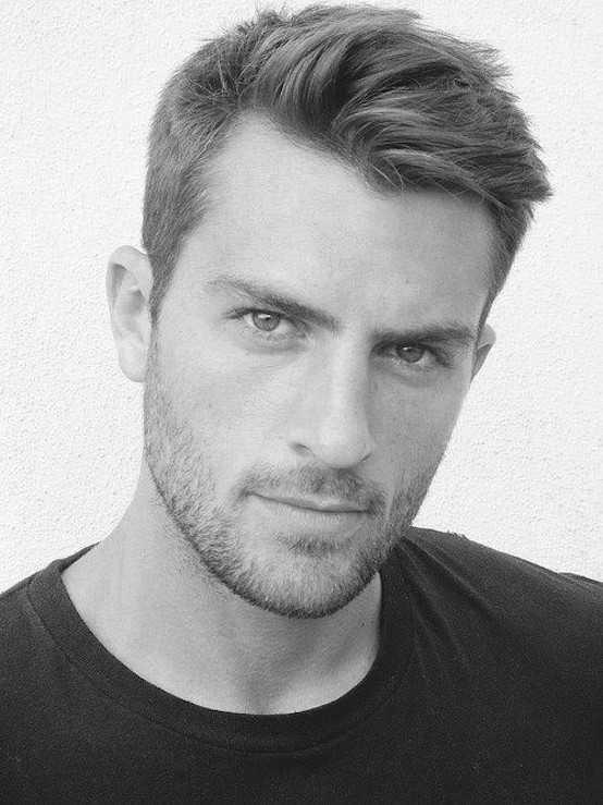 cortes de pelo corto para los hombres modernos de longitud