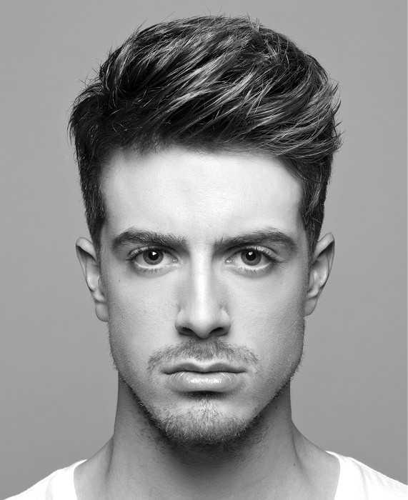 La mayoría de los populares Peinados masculinos