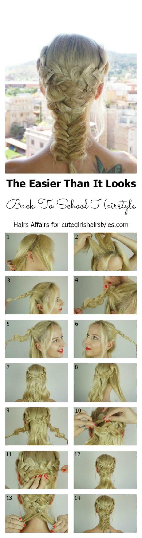 Volver a la escuela Peinado | CGH estilo de vida