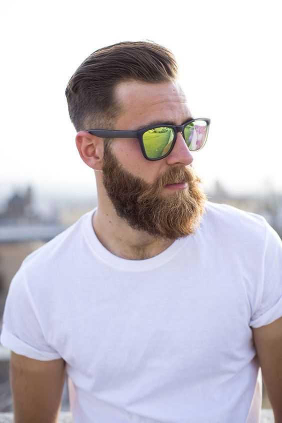Short Corte de pelo para los hombres