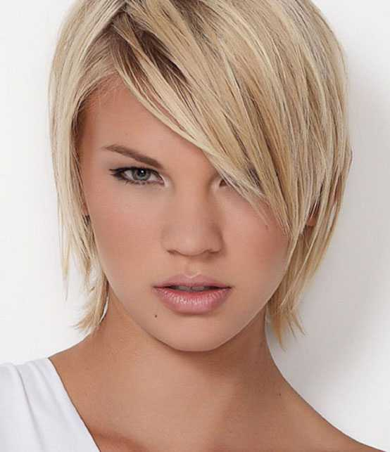 Unique-Short-Hairstyles-for-Oval-Faces