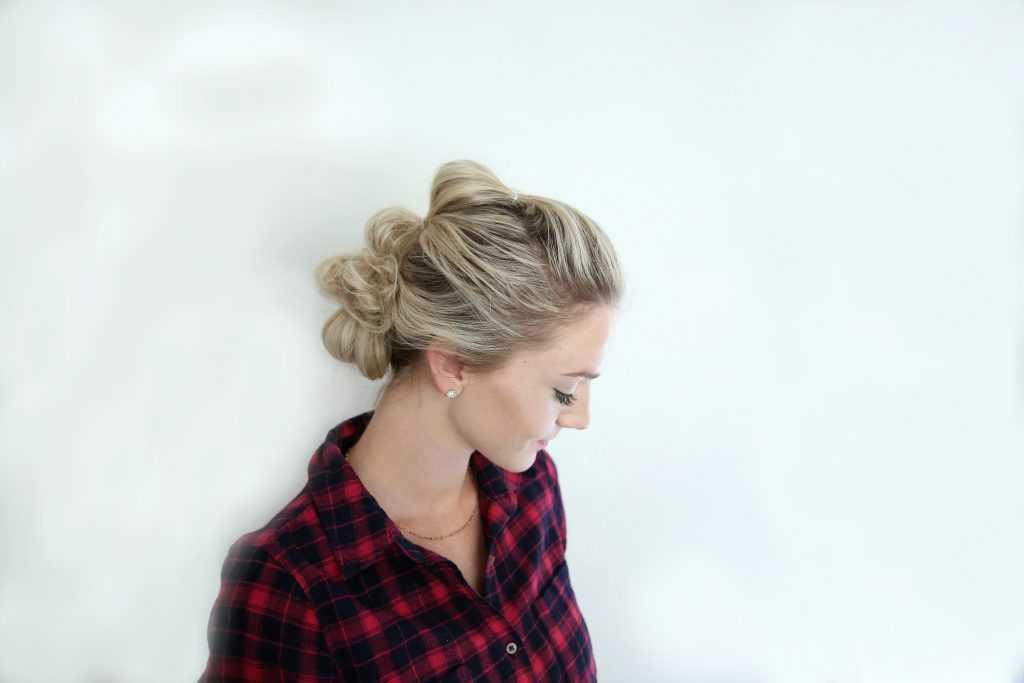 bubble Updo | lindas chicas peinados