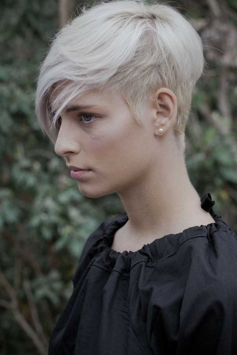 mujer de pelo rubio idea de colorear mujer moderna atajo
