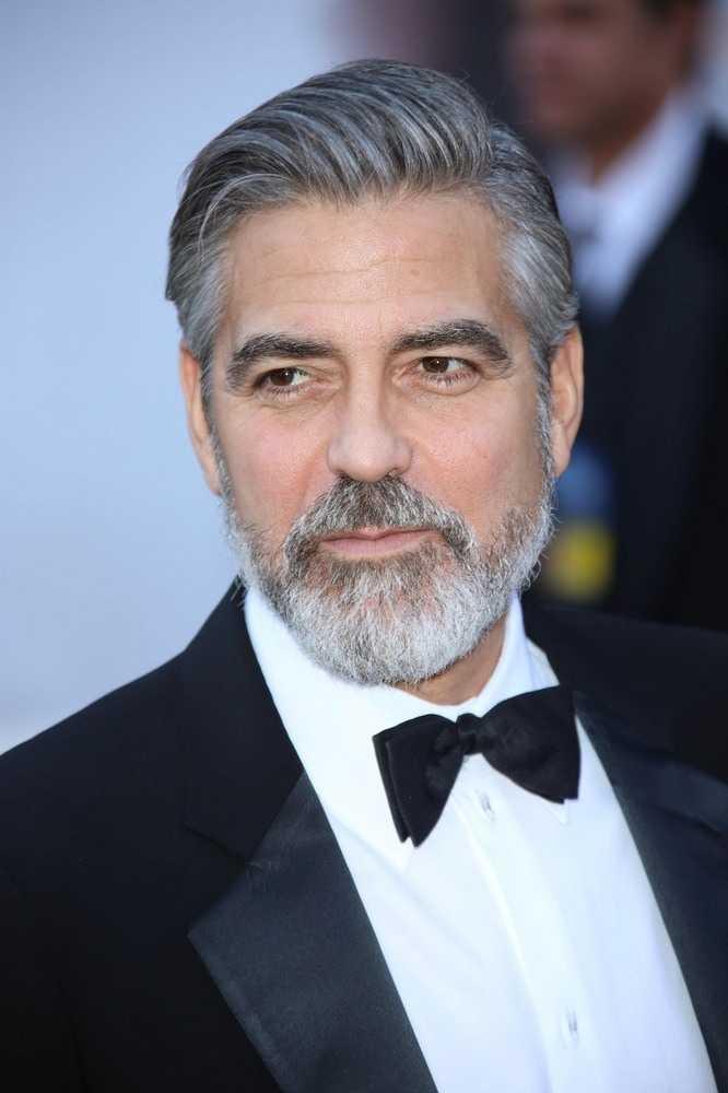 increíble gris peinados para los hombres