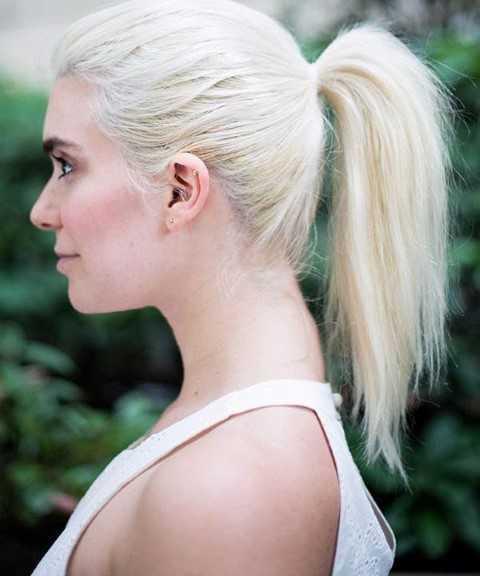 27 Lindo y Fácil Peinados con Fotos-11