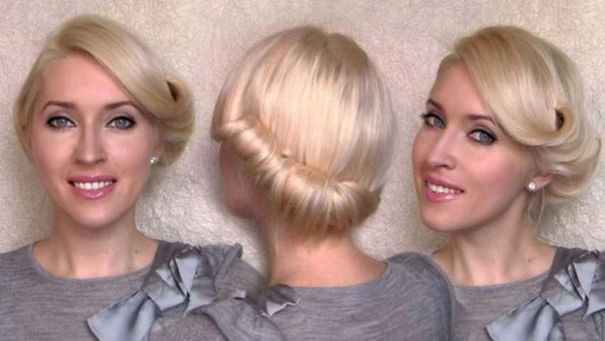 27 Lindo y Fácil Peinados con Fotos-14