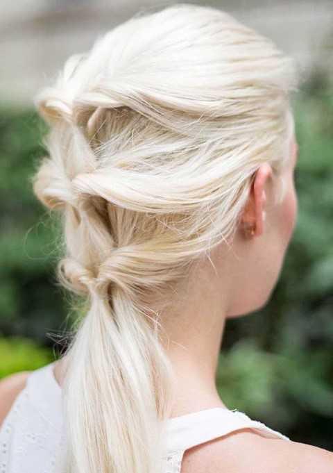 27 Lindo y Fácil Peinados con Fotos-17