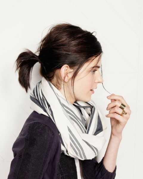 27 Lindo y Fácil Peinados con Fotos-2