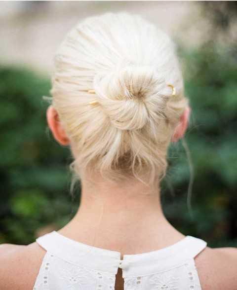 27 Lindo y Fácil Peinados con Fotos-21