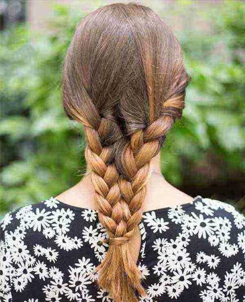 27 Lindo y Fácil Peinados con Fotos-27