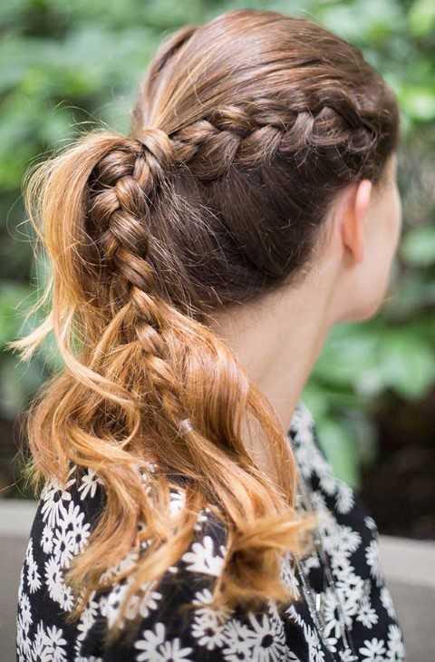 27 Lindo y Fácil Peinados con Fotos-3