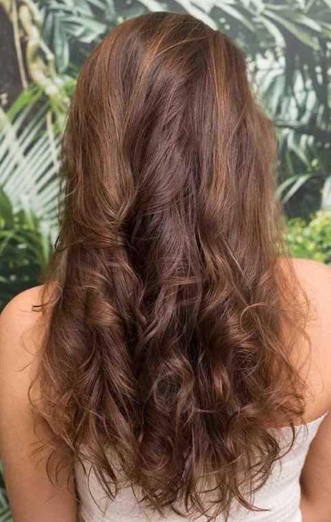 27 Lindo y Fácil Peinados con Fotos-9