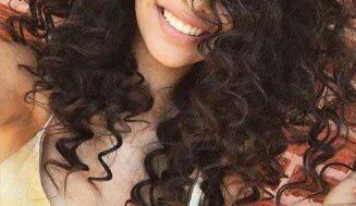 Atractivos y hermosos Peinados para Niñas Negras