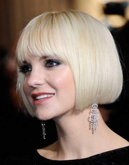 Celebrity Hairstyles with Bangs-16
