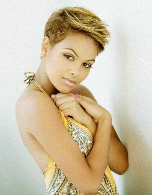 all-over-blonde-color-for-black-women-pixie-hair-cut-style1