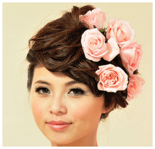 Bridal-Hairstyles-Asian-Brides