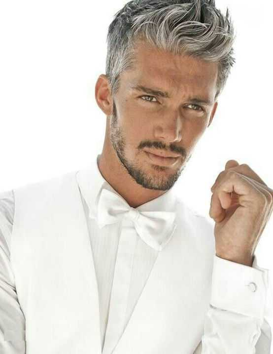 Cool-Grey-Hairstyle