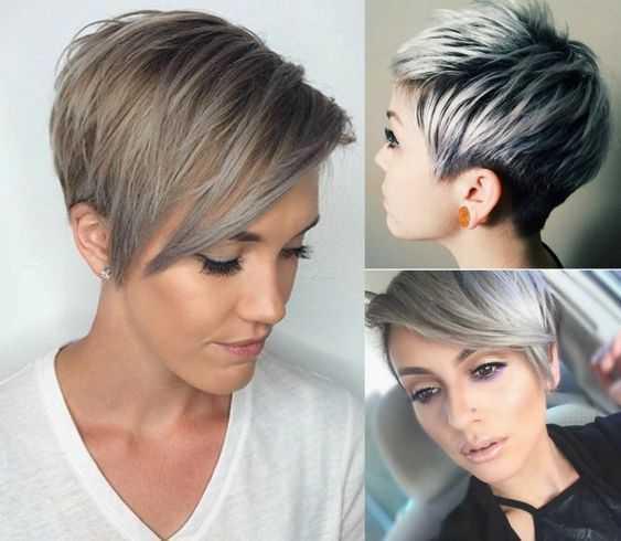 Cortes de cabello cortos y rubios